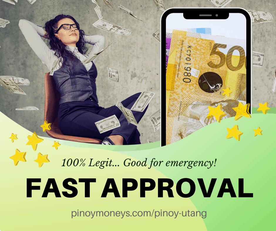 Fast Approval - Legit Loans Good for Emergency