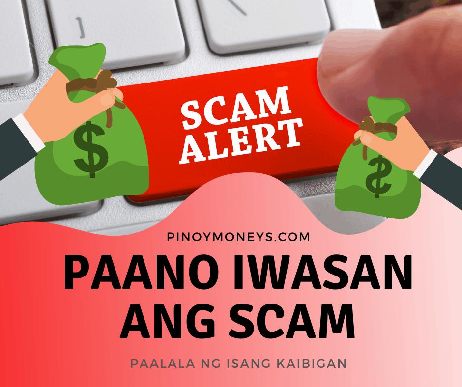 Paano iwasan ang mga microloan at personal loan scam