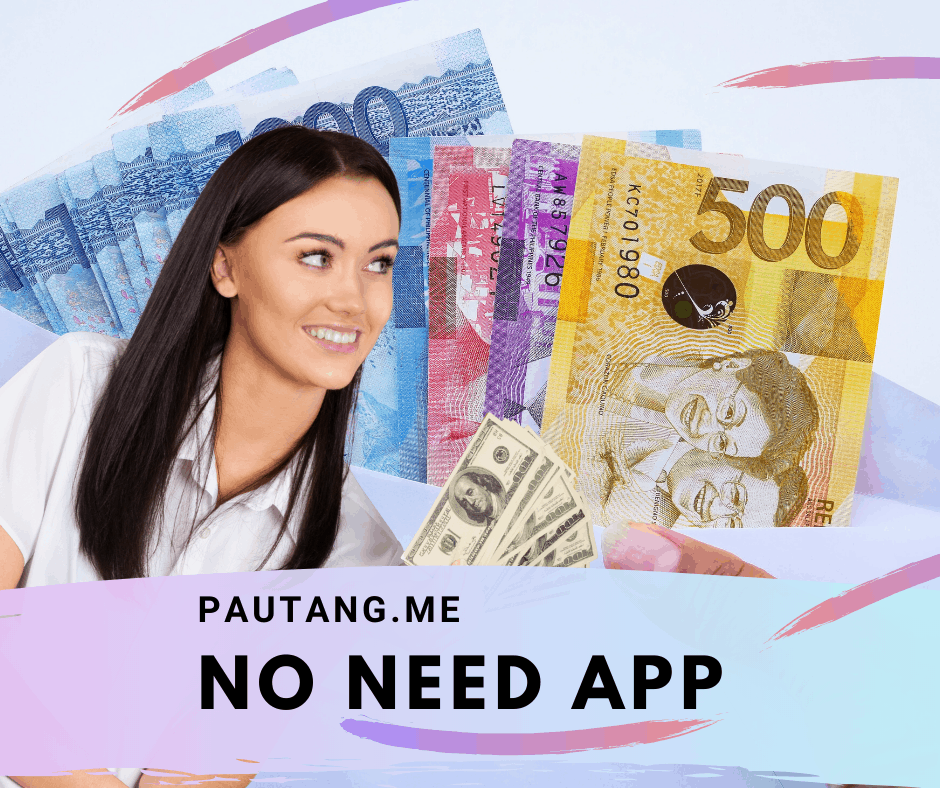 Online Pautang - No Need App