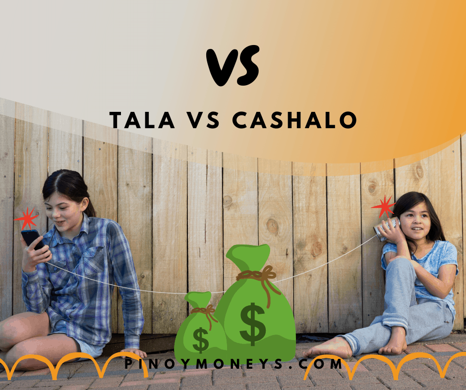 TALA vs CASHALO - Quick cash loans online review Philippines