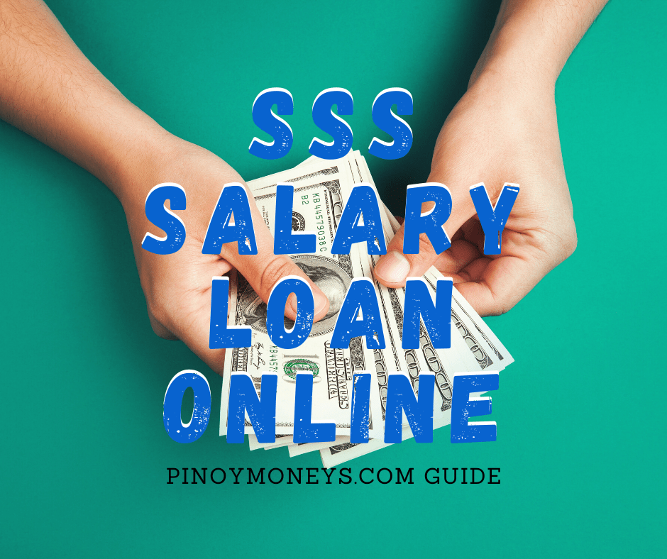 SSS Salary loan online 2020 - how to apply
