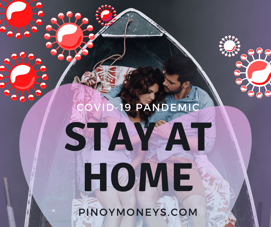 Stay at home and stay safe - COVID-19 Pandemic
