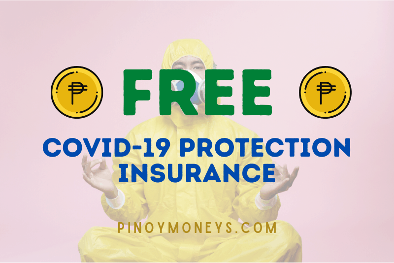 Free COVID-19 Protection Insurance by Pru Life UK