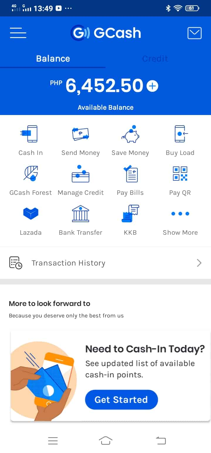 How to qualify for GCredit by GCash - GCash Review