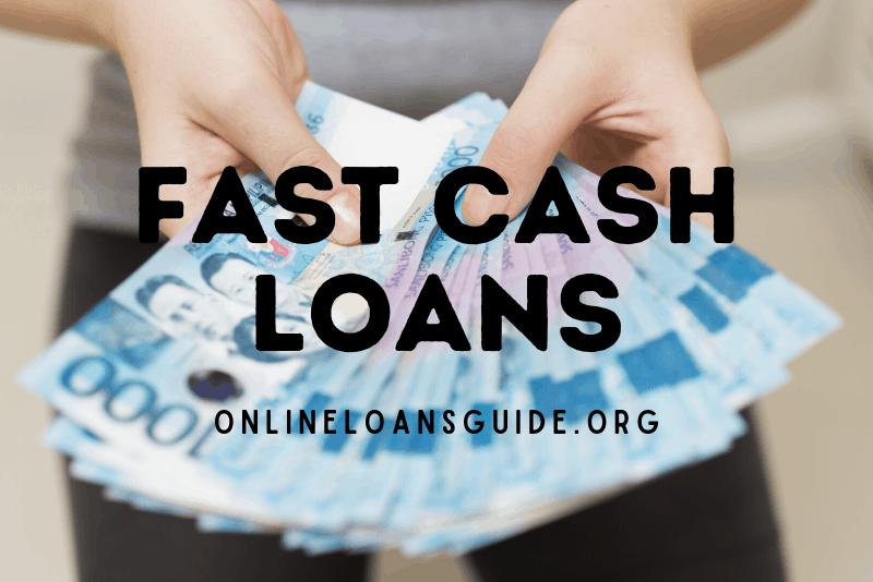 fast cash online loans