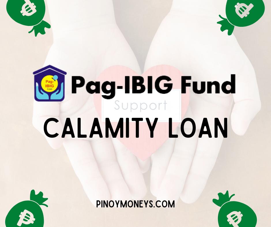 Pag-Ibig Calamity Loan During COVID 19