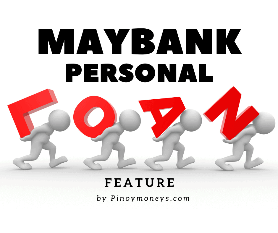 Maybank Personal Loan Feature