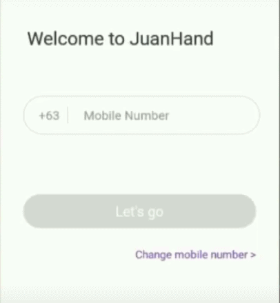 Juanhand online loan